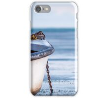 Waiting for the tide. iPhone Case/Skin