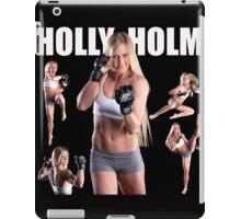 HOLY HOLM UFC CHAMPION iPad Case/Skin