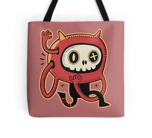 Dead man runner Tote Bag