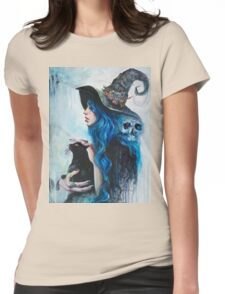 Blue Valentine Womens Fitted T-Shirt