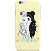 CRYBABY // YELLOW iPhone Case/Skin