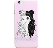 CRYBABY // PINK iPhone Case/Skin