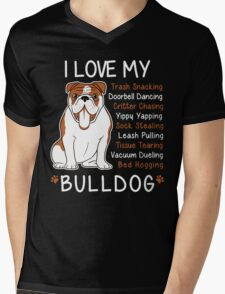 i love bulldog T-Shirt
