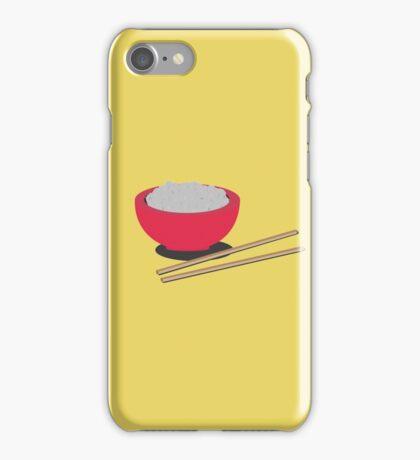 Asian rice  iPhone Case/Skin