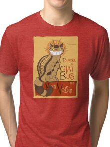 Le Chat bus Tri-blend T-Shirt