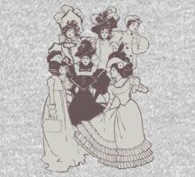 Vintage Ladies APRICOT One Piece - Short Sleeve