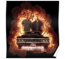 Supernatural Explosion 3 Poster