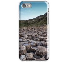 Giants Causeway Moonrise iPhone Case/Skin