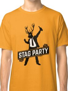 Stag Party / Bachelor Party Classic T-Shirt
