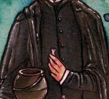 Severus Snape, potions master Sticker