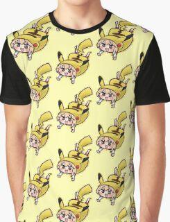 Um4ru x P1k4chu Graphic T-Shirt