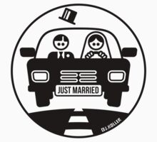 Just Married – Honeymoon (1C) by MrFaulbaum