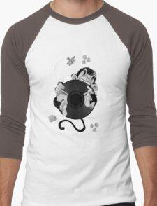 EAT THE SOUND Men's Baseball ¾ T-Shirt