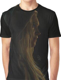 Clarke Griffin Graphic T-Shirt