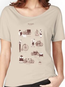 Meet The Cyclists Women's Relaxed Fit T-Shirt