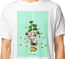 Busting Watermelons Classic T-Shirt