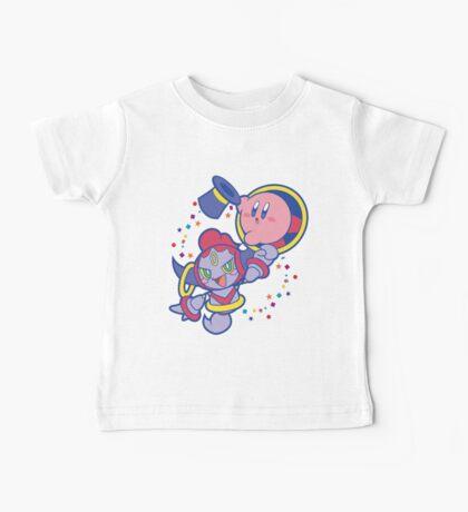 Hoopa and Kirby Baby Tee