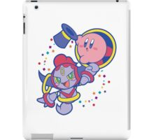 Hoopa and Kirby iPad Case/Skin