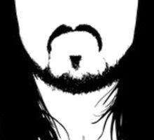 Steve Aoki Face Sticker