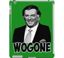 Wogan bad taste iPad Case/Skin