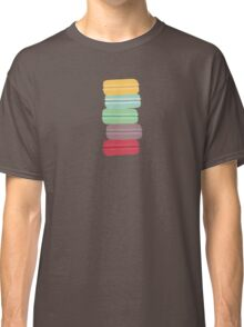 colourful macarons Classic T-Shirt