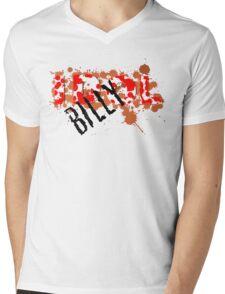 Billy Idol Mens V-Neck T-Shirt