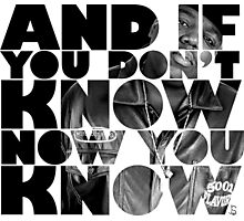 And if you don't know now you know Photographic Print