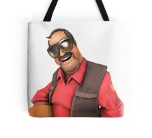 Creepy Uncle.Jpeg Tote Bag