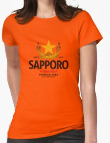 Sapporo Womens Fitted T-Shirt