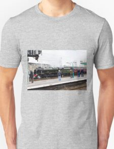 46115 SCOTS GUARDSMAN Steam Locomotive T-Shirt