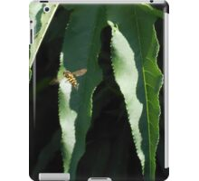 insect up close iPad Case/Skin