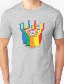 Wacky Waving Inflatable Arm T-Shirt