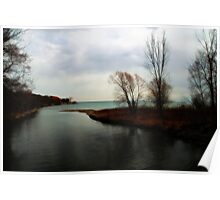 The inlet Poster