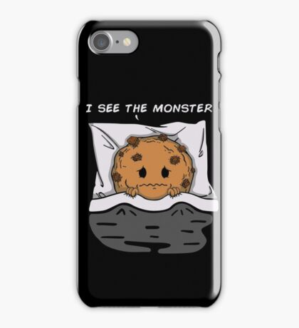 I see the monster iPhone Case/Skin