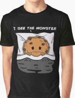 I see the monster Graphic T-Shirt