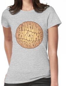 St. Alfonzo's Pancake Breakfast Womens Fitted T-Shirt