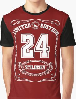 stilinsky 24 Teen Wolf Beacon Hills Graphic T-Shirt