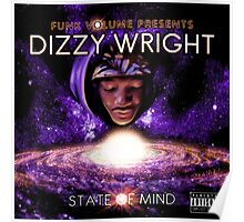 Dizzy Wright 01 TOUR 2016 MN 3 Poster