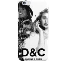 Clueless D&C iPhone Case/Skin