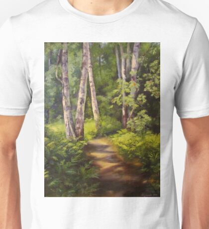 Birches Unisex T-Shirt