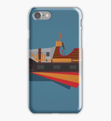 Chitty Chitty Bang Bang - Blue iPhone Case/Skin