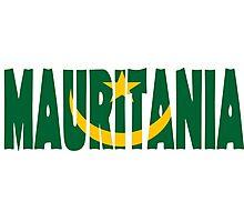 Mauritania Photographic Print