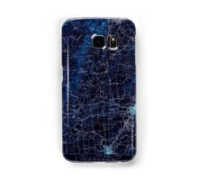 New York NY Saratoga 129401 1949 62500 Inverted Samsung Galaxy Case/Skin