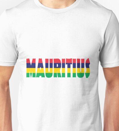 Mauritius Unisex T-Shirt