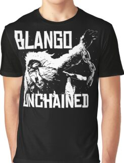 Monster Hunter Blango Unchained Design Graphic T-Shirt