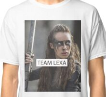 Team Lexa -The 100 Classic T-Shirt