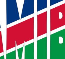 Namibia Sticker