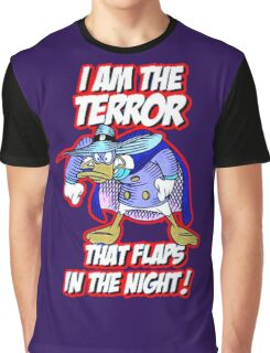 Darkwing Duck Night Terror Graphic T-Shirt