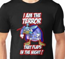 Darkwing Duck Night Terror Unisex T-Shirt