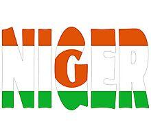 Niger Photographic Print